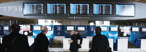 Trafic aérien : 34 années de retard cumulées en France en 2018