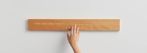 Mui, le morceau de bois connecté pour regarder moins d'écrans à la maison