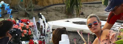 «Est-il un jour possible de faire le deuil?»: Laeticia Hallyday confie ses résolutions pour 2019