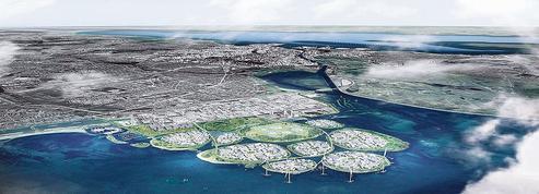 Copenhague rêve d'une Silicon Valley verte bâtie sur neuf îles artificielles