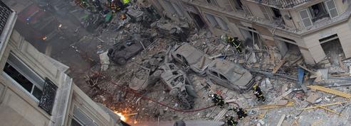 Explosion à Paris : quatre personnes décédées, les images du drame