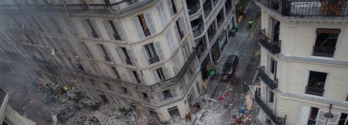 Le théâtre Trévise et le Conservatoire d'art dramatique endommagés par l'explosion de gaz