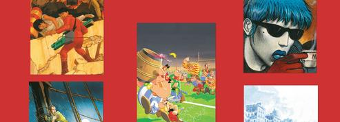 Tintin, Astérix, L'Arabe du futur, Persepolis ... Les BD incontournables du siècle