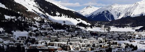 Urgence climatique et tensions géopolitiques : des craintes majeures au menu de Davos