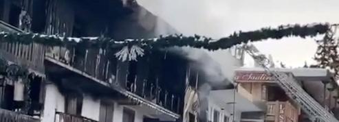 Incendie mortel à Courchevel   la piste criminelle «sérieusement examinée» 43982362e98