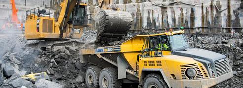 Le chantier nucléaire d'EDF en Angleterre progresse
