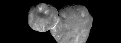 Un nouveau portrait de l'intrigant astéroïde Ultima Thulé