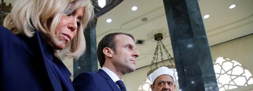 Au Caire, Macron loue le partenariat avec l'Égypte