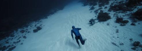 Guillaume Néry: «C'est un grand voyage en une seule apnée, une ode à notre planète eau»