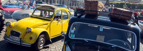 Citroën, centenaire à l'étonnant destin