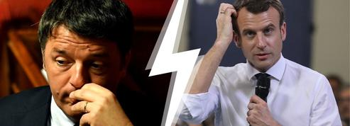 Projet de référendum : «Macron sera-t-il le Matteo Renzi français ?»