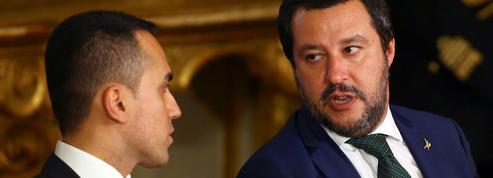 En Italie, la Ligue et le M5S se déchirent sur le Venezuela et le TGV