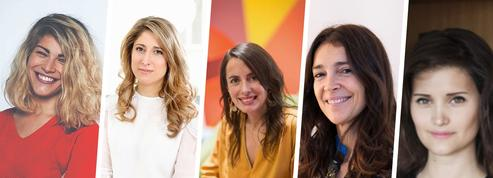 Les cinq finalistes de Business WithAttitude dans ladernière lignedroite