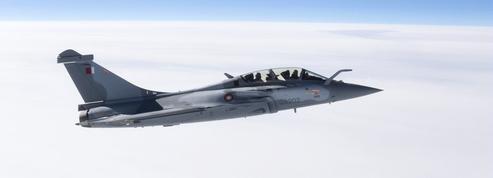 Dassault Aviation livre son premier Rafale au Qatar