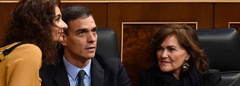 L'Espagne organise des législatives anticipées, après le rejet de la loi de finances