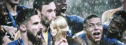 Année record pour les paris sportifs, portés par de la Coupe du Monde de football