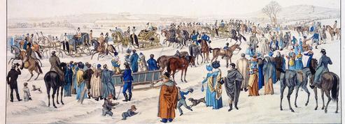 Vienne: le 22 janvier 1815, le congrès s'amuse
