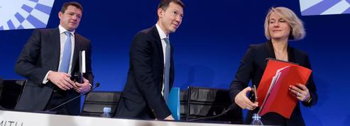Ben Smith joue l'apaisement pour faire d'Air France-KLM un leader