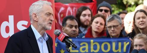 Brexit: le parti travailliste fait un pas significatif vers un second référendum