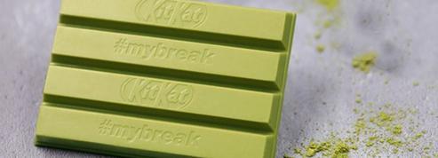 Un KitKat au thé vert bientôt dans les rayons européens