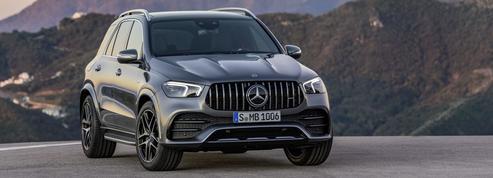 Mercedes GLE 53 AMG, l'électricité en renfort