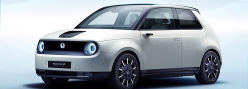 Honda e Prototype, un passé conjugué au futur