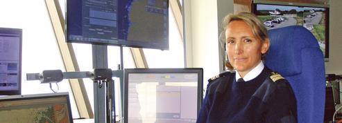 Myriam Sibillotte:«Le rail d'Ouessant est l'autoroute de la mer»