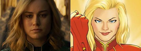 Captain Marvel :l'histoire secrète de l'un des personnages les plus complexes de Stan Lee