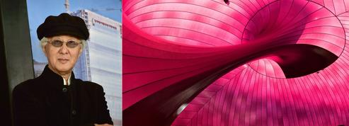 L'architecte Arata Isozaki, lauréat 2019 du prix Pritzker