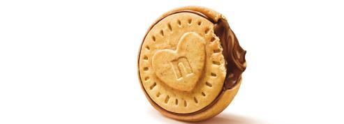 Nutella à l'offensive au rayon biscuits pour détrôner Prince