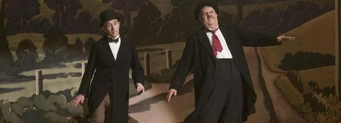 Stan et Ollie ,le chant du cygne de Laurel et Hardy