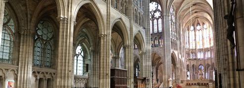 Saint-Denis: des vitraux et l'orgue de la basilique dégradés le week-end dernier