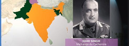 Le conflit Inde-Pakistan expliqué par les cartes