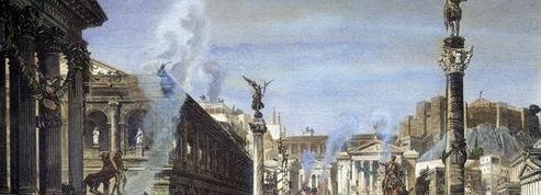 «Fin de l'Empire romain: la piste farfelue de la catastrophe climatique»