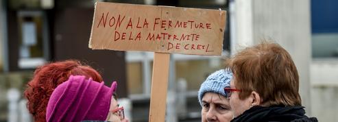Avec le Bernay dans l'Eure, la liste des fermetures de maternité s'allonge