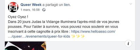 «Queer for Kids»: un atelier queer pour les 7-14 ans