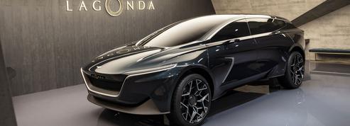 Lagonda All-Terrain Concept, le yacht de la route