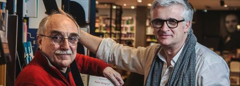 Paul Fournel et Philippe Touron à la Librairie Le Divan