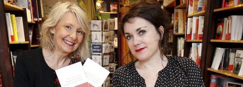 Véronique Ovaldé et Nathalie Iris à la librairie Les Mots en Marge