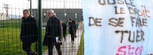 Attaque à la prison de Condé-sur-Sarthe: interpellation de cinq détenus