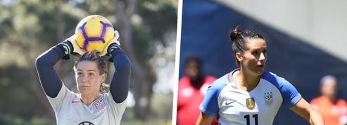 Deux championnes du monde américaines de football vont se marier