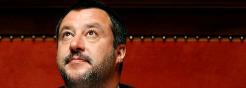 Matteo Salvini blanchi par les sénateurs sur l'affaire Diciotti