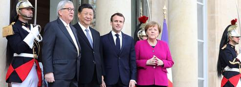 Paris mise sur l'Europe unie face à Pékin