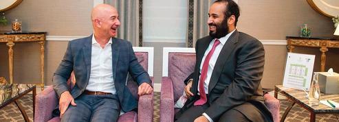 Quand l'Arabie saoudite espionnait le patron d'Amazon