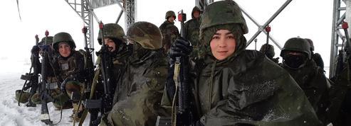 Ces femmes qui montent au front dans l'armée afghane