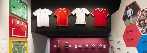 Cinq raisons de visiter l'exposition «Foot et monde arabe, la révolution du ballon rond»
