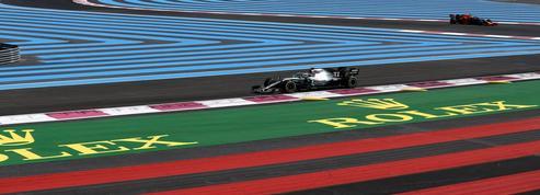 «On a foncé sur le circuit du Castellet à près de 300 km/heure…»