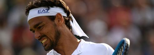 «J'aimerais qu'une bombe explose sur ce club», le dérapage de Fabio Fognini à Wimbledon