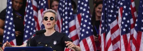 Megan Rapinoe tacle (encore) Donald Trump et ses tweets «écoeurants»