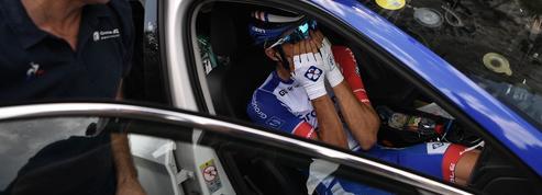 Tour de France: Groupama-FDJ crée une adresse mail pour envoyer des messages de soutien à Pinot